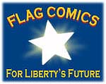 Flag Comic Books